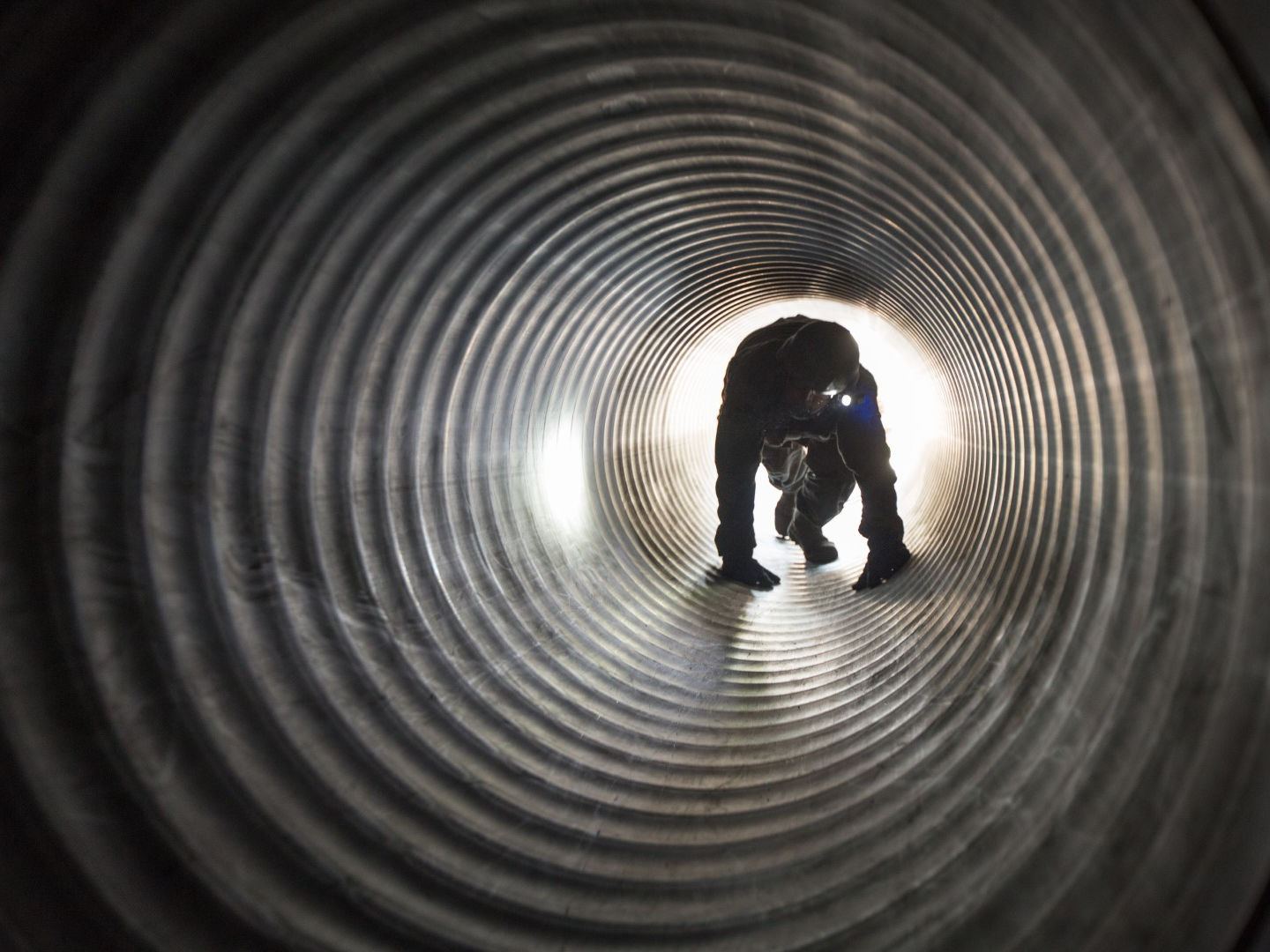 Confined Space Tunnel