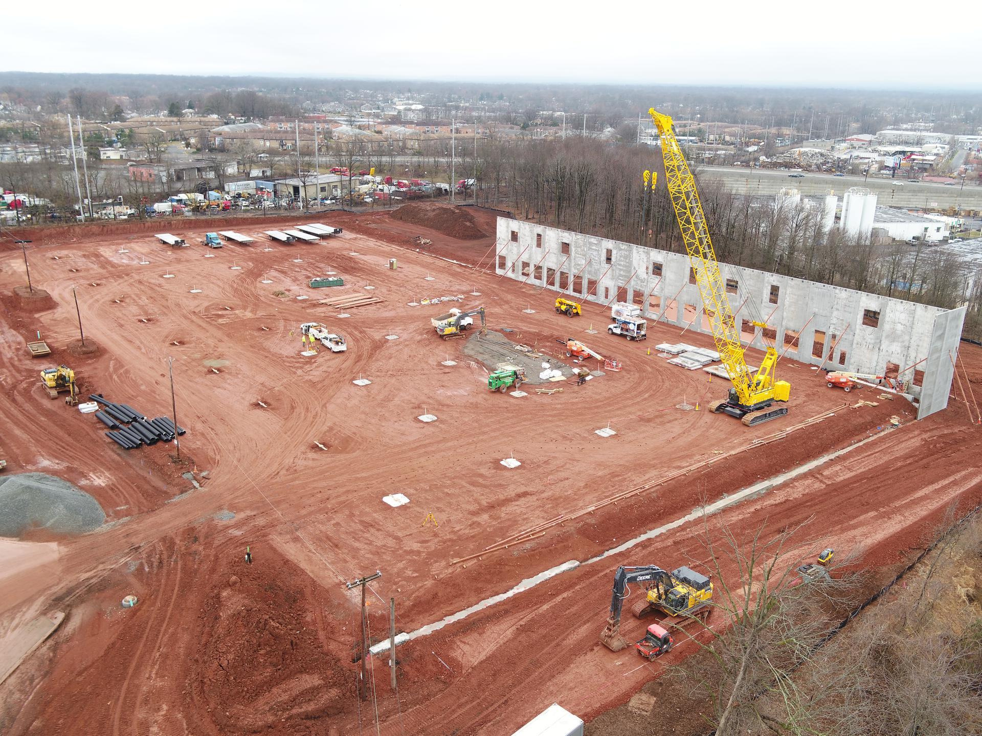UAS Construction