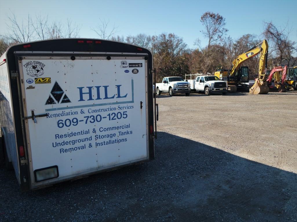 Hill Environmental Trailer