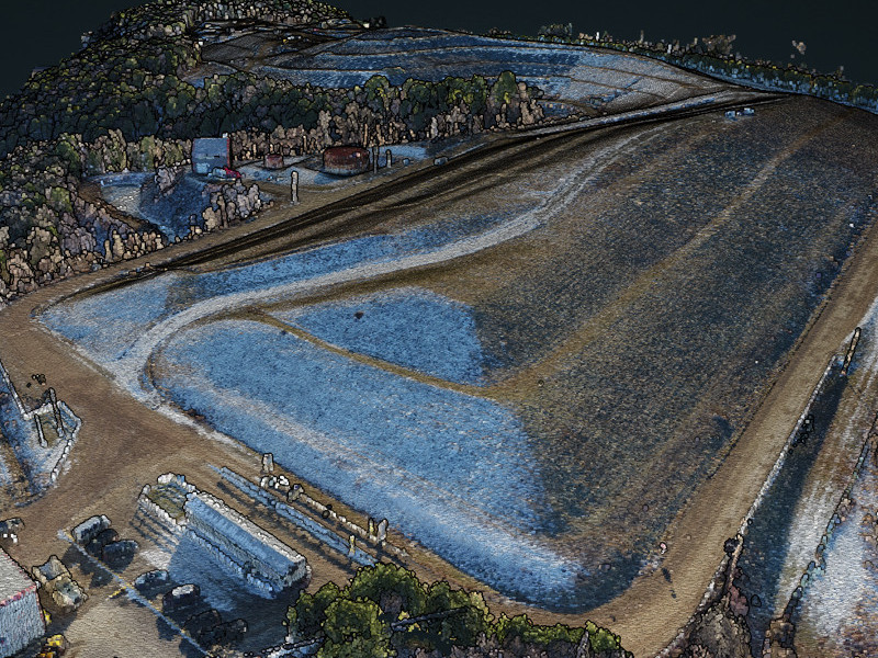 Landfill Point Cloud